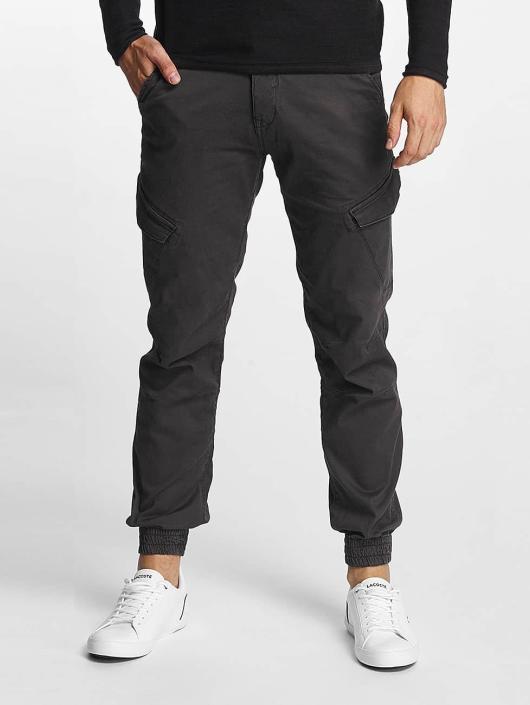 SHINE Original Pantalon cargo Slim gris