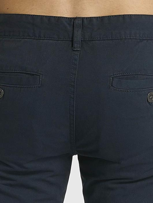 SHINE Original Pantalon chino Abdul bleu