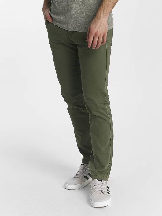 SHINE Original Pantalon chino Abdul vert