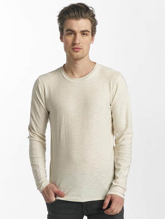 SHINE Original Pullover Nigel white