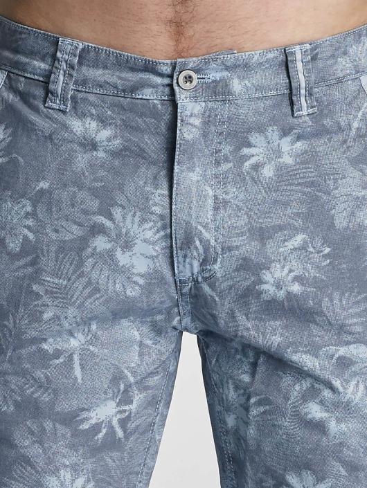 SHINE Original shorts Long Printed blauw