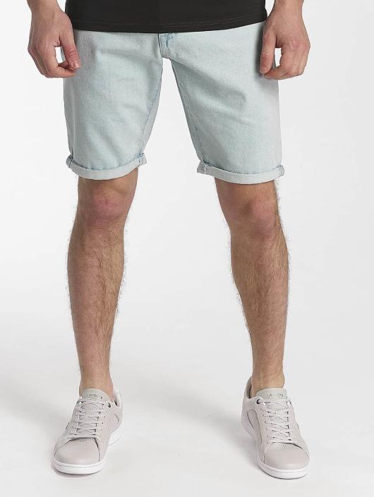 SHINE Original shorts Wardell Regular Fit Denim blauw