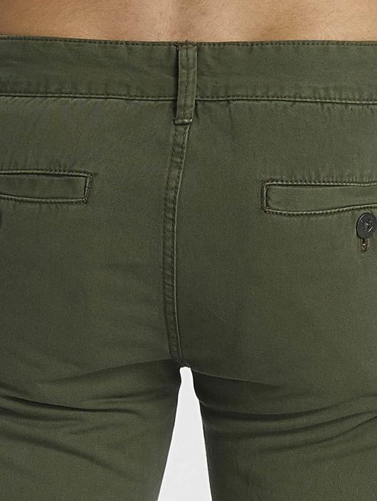 SHINE Original Spodnie wizytowe Abdul zielony