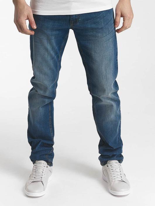 SHINE Original Straight Fit Jeans Wardell blå