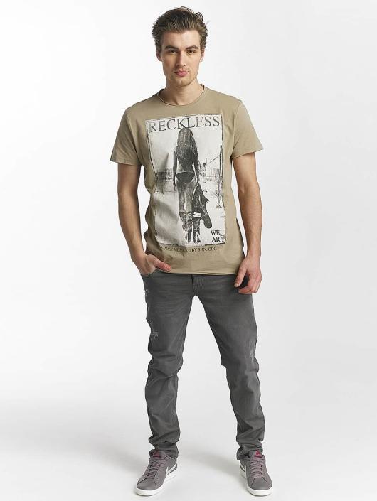 SHINE Original Straight Fit Jeans Wyatt grey