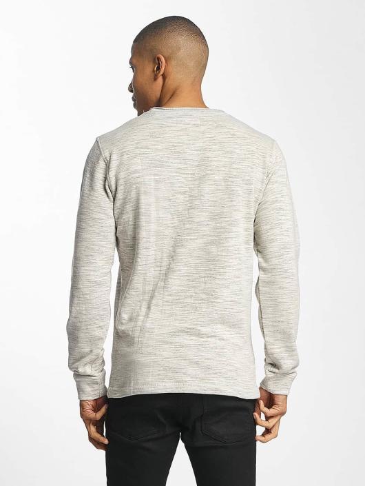 SHINE Original Sweat & Pull Malcom Pocket Inside Out gris