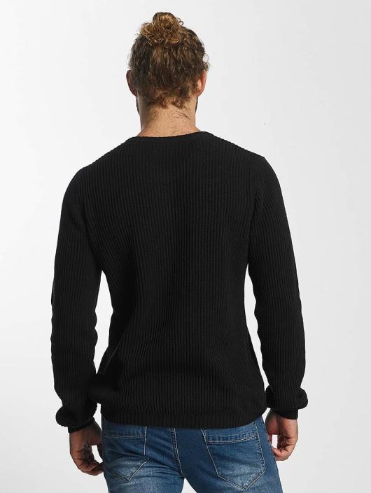 SHINE Original Sweat & Pull O-Neck Knit noir