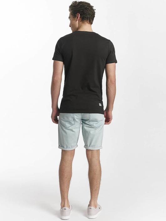 SHINE Original T-Shirt Buster Varsity Print black
