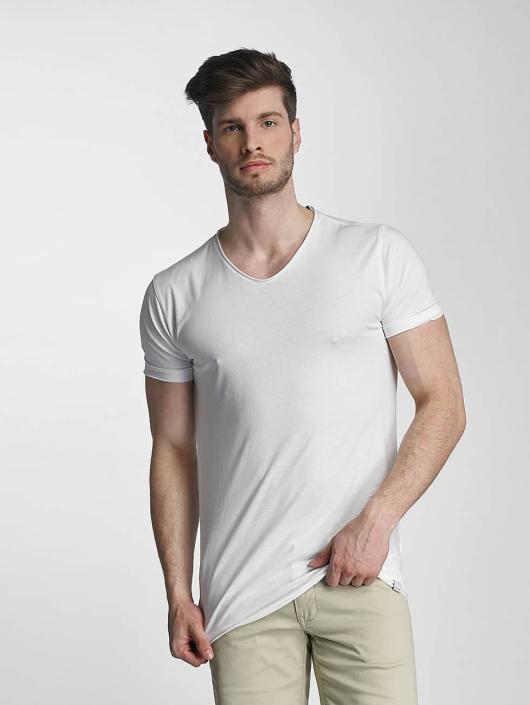SHINE Original T-Shirt Mélange blanc