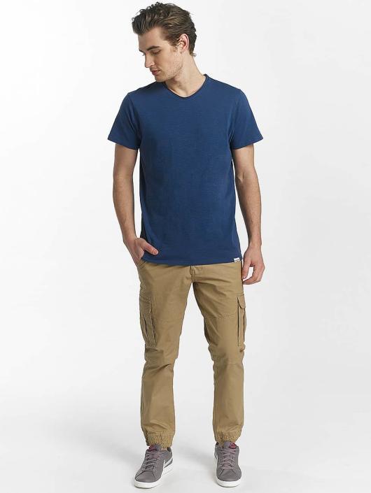 SHINE Original t-shirt Bruno blauw