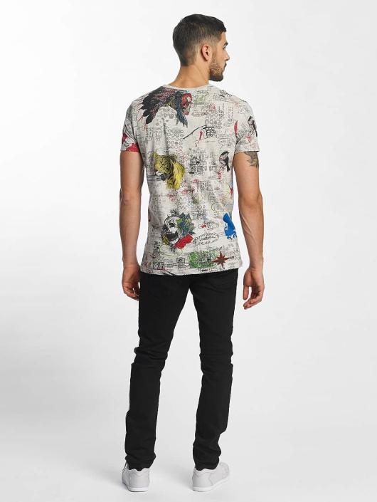 SHINE Original T-Shirt Capsule AOP grau