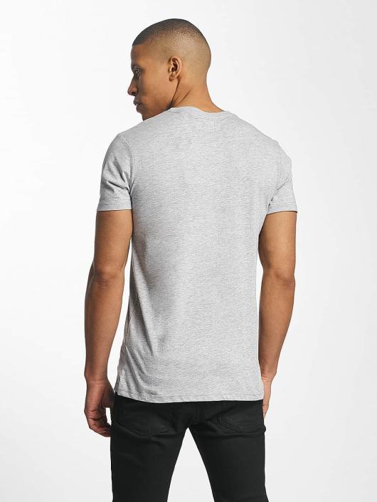SHINE Original T-Shirt Barret Photo Print gris