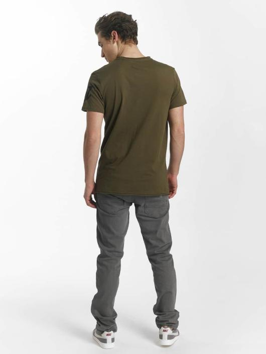 SHINE Original t-shirt Rock 'n Roll groen