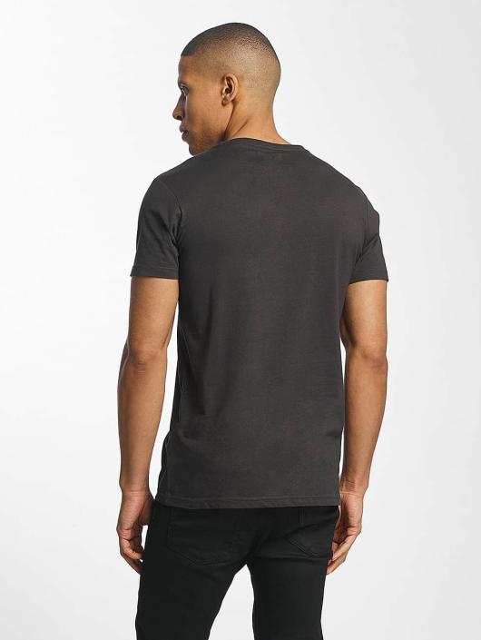 SHINE Original T-Shirt August Graphic noir