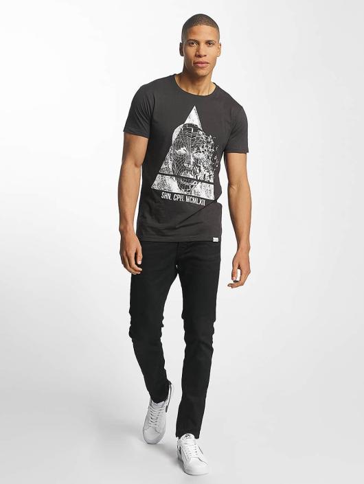 SHINE Original T-shirt August Graphic svart