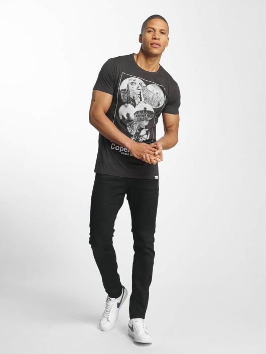 SHINE Original t-shirt Barret Photo Print zwart