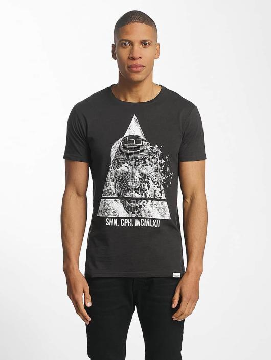 SHINE Original t-shirt August Graphic zwart