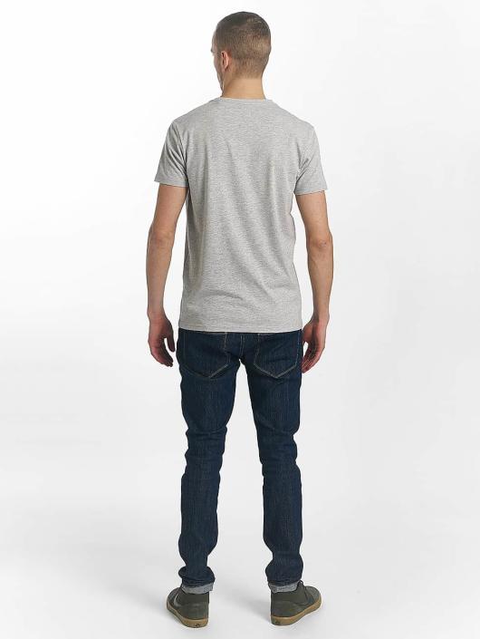 SHINE Original T-shirts Play game Print grå