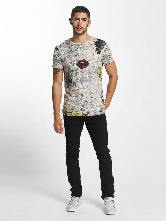 SHINE Original T-Shirty Capsule AOP szary