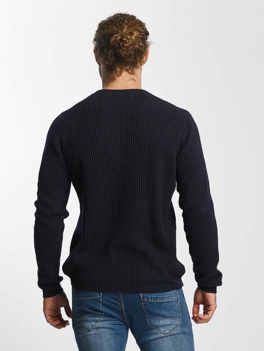 SHINE Original trui O-Neck Knit blauw