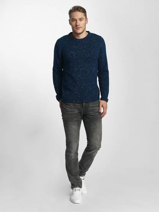 SHINE Original trui Morton blauw