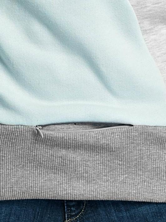 Shisha  Пуловер Düün синий