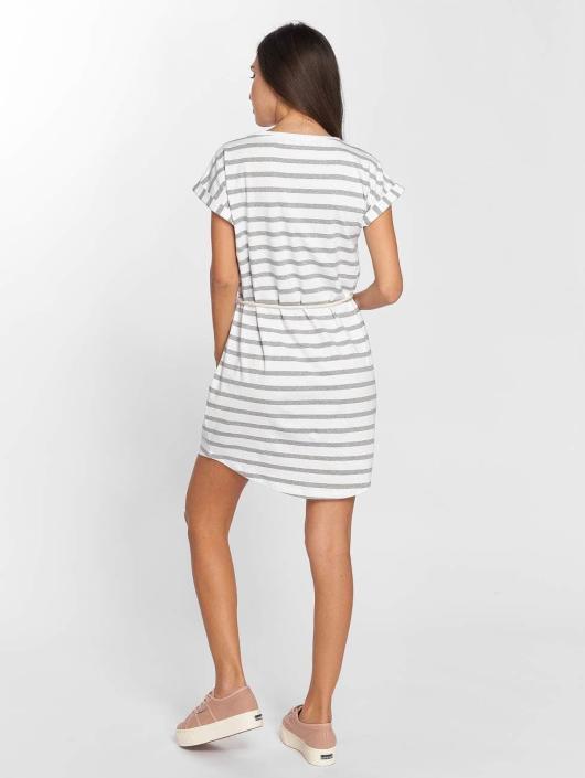Shisha  Dress Ringel white