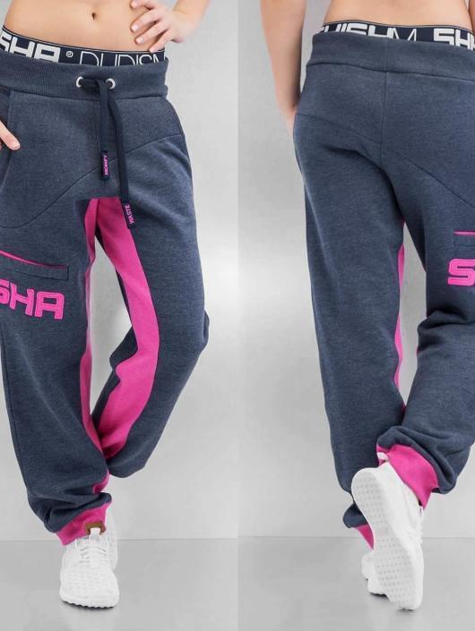 Shisha  joggingbroek Sundag blauw