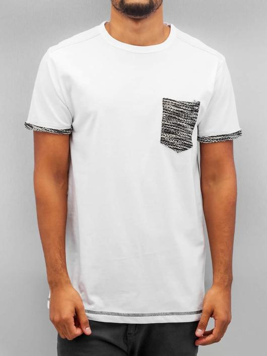 Shisha  t-shirt Akraat wit