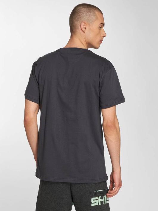 Shisha  T-Shirty Shisha Schwell T-Shirt szary