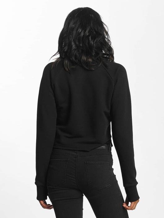 Shisha  trui Cropped zwart