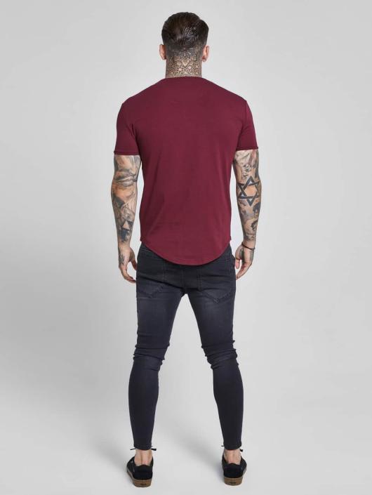 Sik Silk T-Shirt Gym red