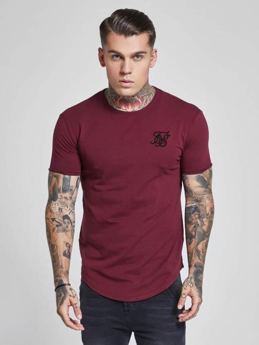 Sik Silk T-skjorter Gym red