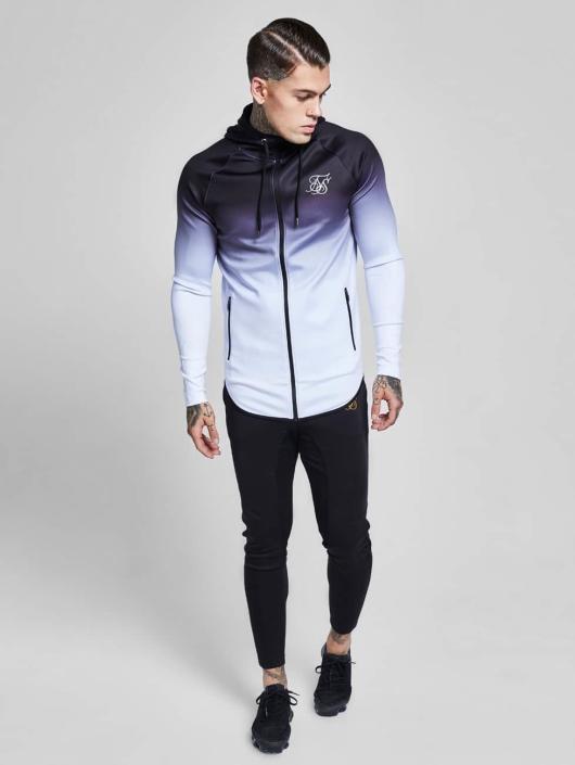 Sik Silk Välikausitakit Athlete Through valkoinen