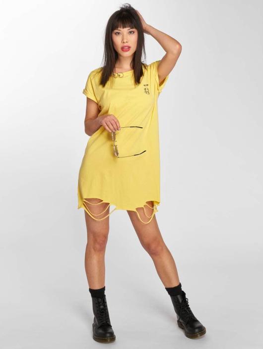 Sixth June Abito Dress giallo