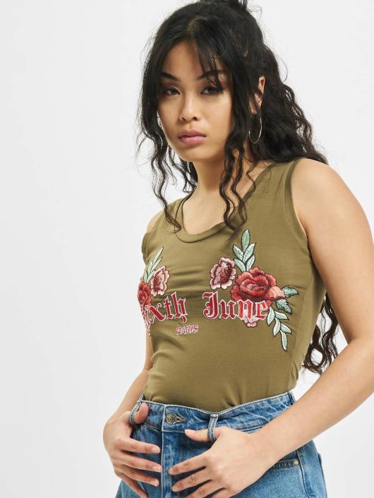 Sixth June Body Roses caqui