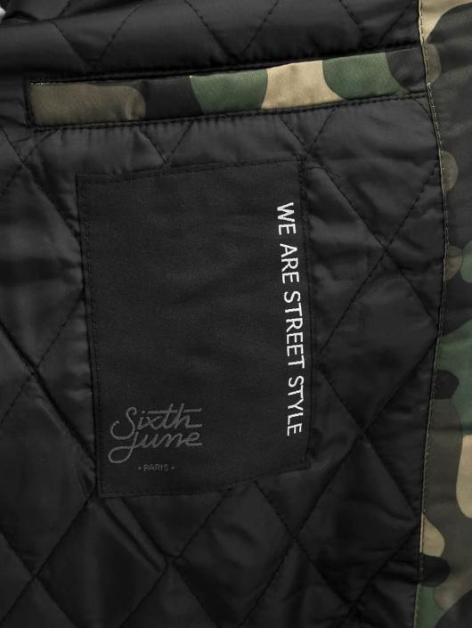 Camouflage Homme June 301452 Bomber Camou Sixth ES0wqE