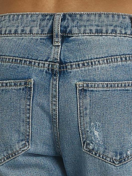 Sixth June Boyfriend jeans Mummy Destroyed blå