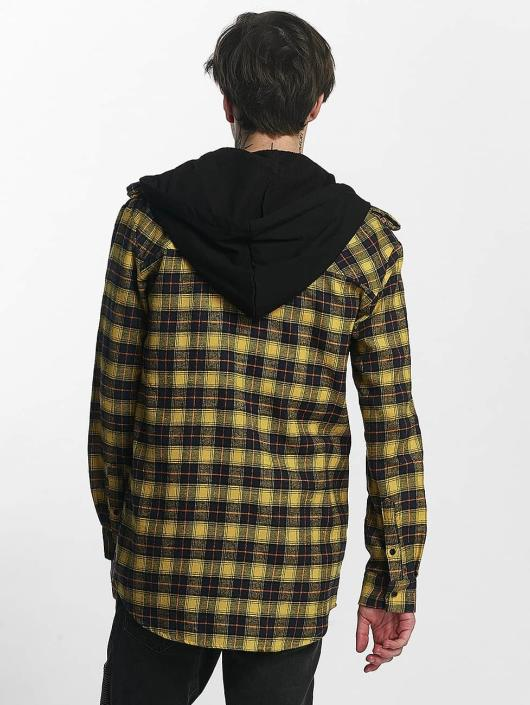 Sixth June Camisa Classic Flannel amarillo