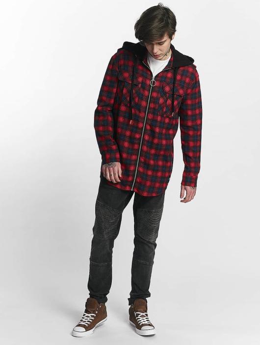 Sixth June Camisa Classic Flannel rojo