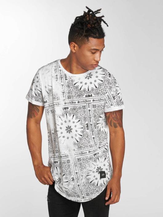 Sixth June Camiseta Myron blanco