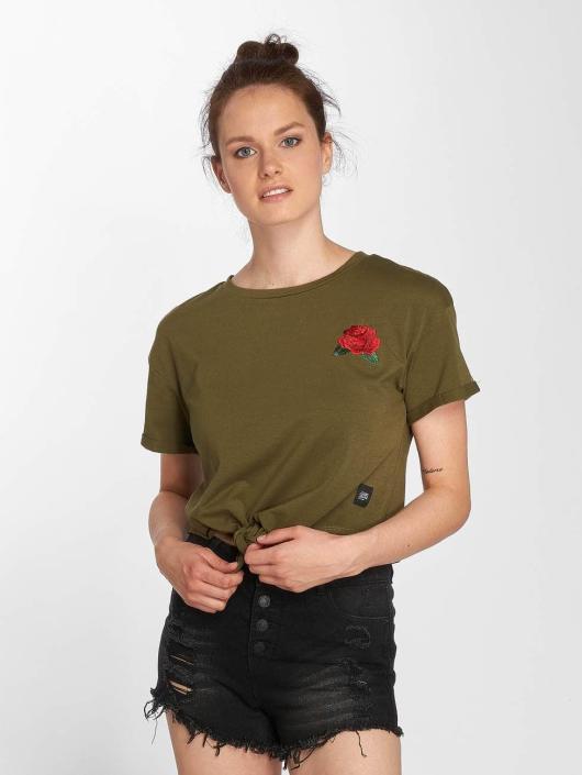 Sixth June Camiseta Luisa caqui