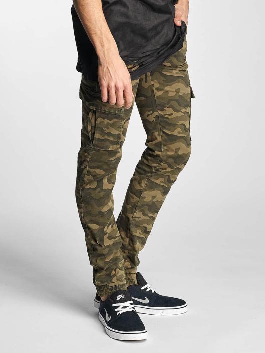 Sixth June Cargo pants Cargo Denim camouflage