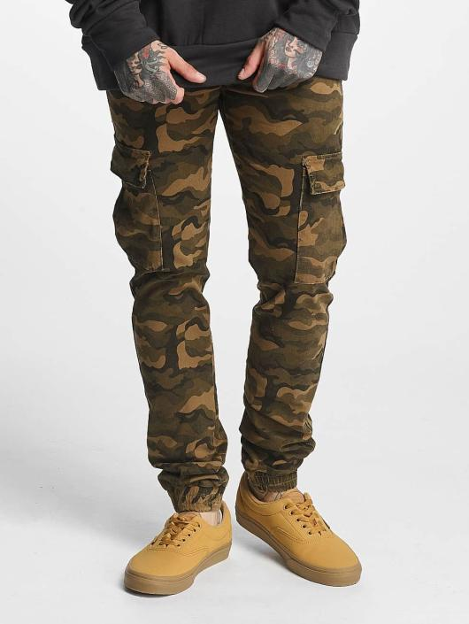 Sixth June Cargo pants Denim Cargo kamufláž