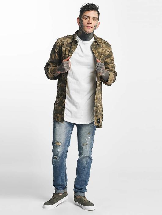 sixth june oversize camouflage homme chemise 394532. Black Bedroom Furniture Sets. Home Design Ideas