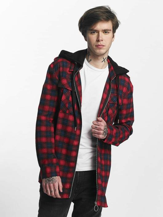 Sixth June Chemise Classic Flannel rouge