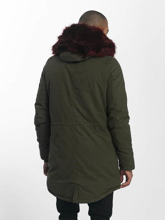 Sixth June Coats Ultra Oversized khaki