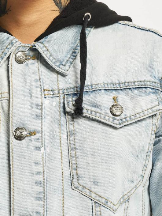 Sixth June Denim Jacket Denim blue