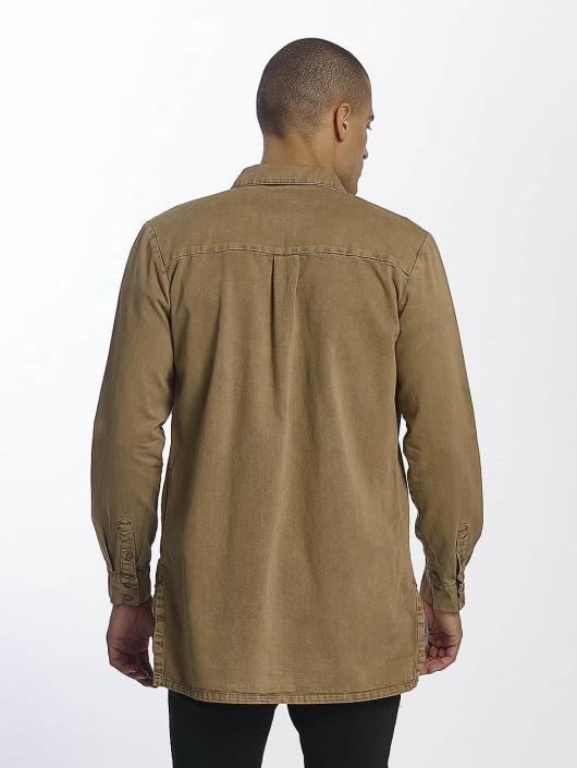 Sixth June Hemd Cargo Pocket beige