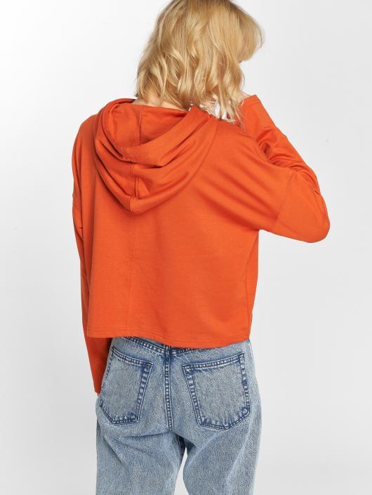 Sixth June Hoodie Ultra Oversized apelsin